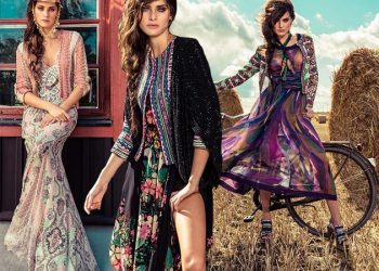 Why do women absolutely adore Bohemian style clothing?