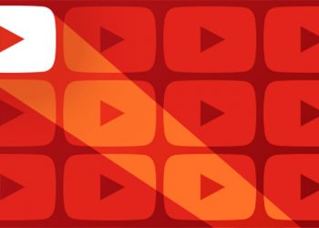 Top 10 channels on YouTube