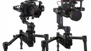 Axis Gimbals Camera Stabilizer