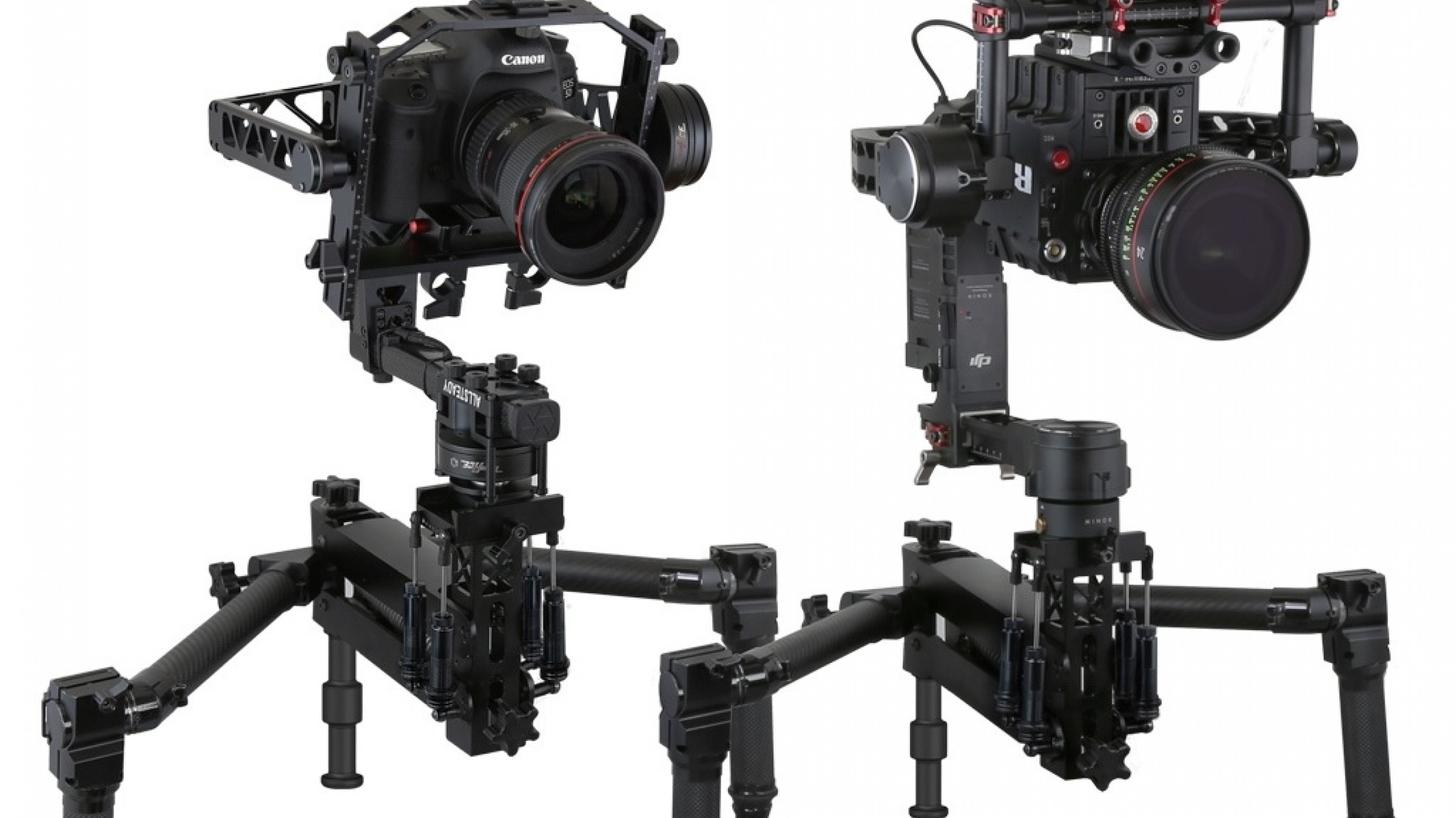 Axis Gimbals Camera Stabilizer