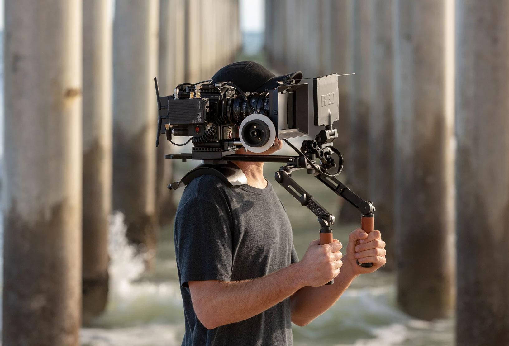 Camera Shoulder Brace