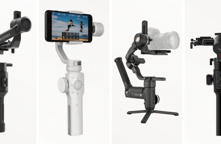 Camera Stabilizer and Its Types