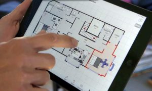 Magicplan for easy house relocation