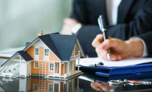 Relying on agents alone for the purchase of the property