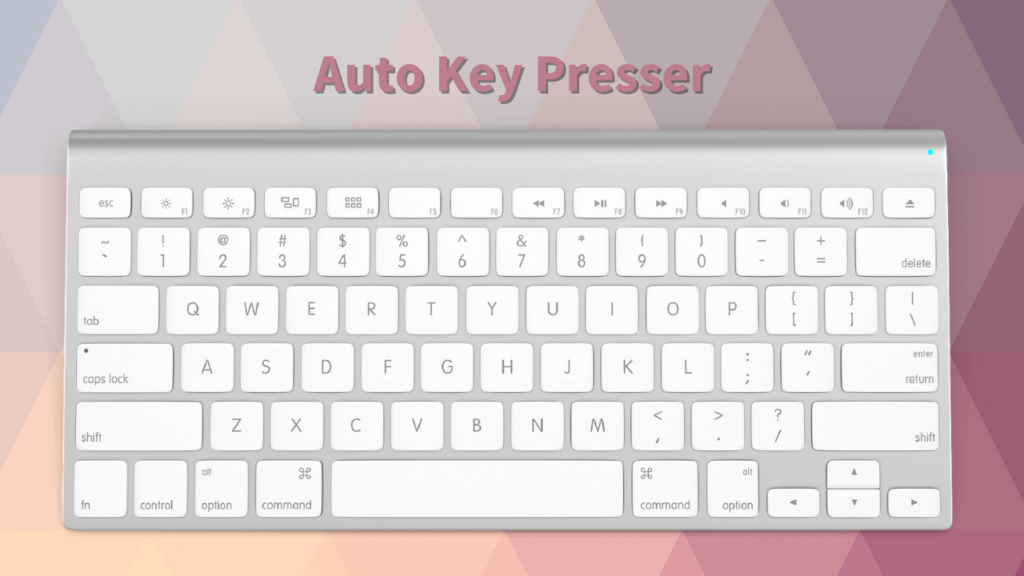 Benefits of Using an Auto Keyboard Presser for Games