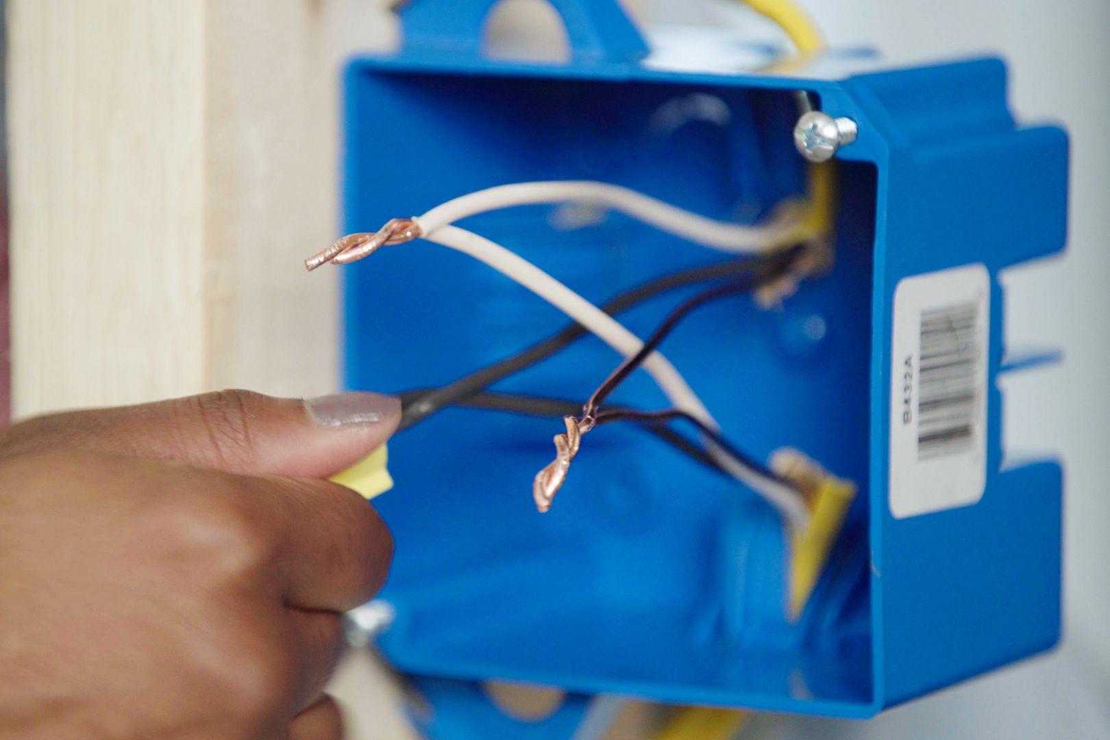 Installing a Proper Junction Box