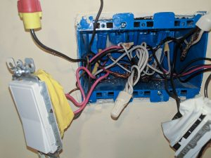 Unsecured Electrical Outlets